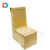 Customized Recycled Folding Corrugated Cardboard Furniture New Design Valentines Gift Paper Box