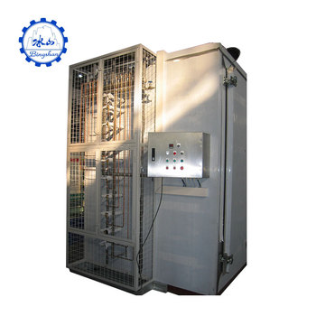 Aluminum Alloy semi-abf for sale contact freezer