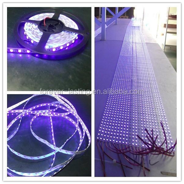60led /m 5050 Uv Led Strip Lights Ip20 Not Waterproof Led Light ...