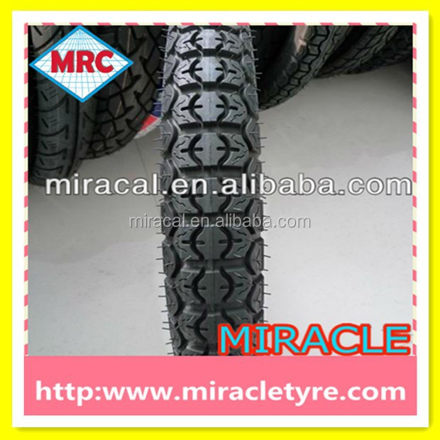 qingdao miracle motorcycle /scooter tire size 3.00-17 selling
