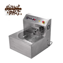 2019 Plus populaire mini machine de fabrication de chocolat/chocolat panoramique machine/enrobeuse de chocolat
