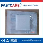 CE Sterile Disposable Medical Consumable Nonwoven Swabs