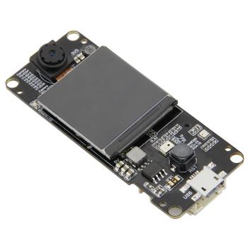 TTGO T-Camera Plus ESP32-DOWDQ6 8MB SPRAM Camera Module OV2640 1 3 Inch  Display, View T-Camera, WEMS Product Details from Shenzhen Xin Yuan  Electronic