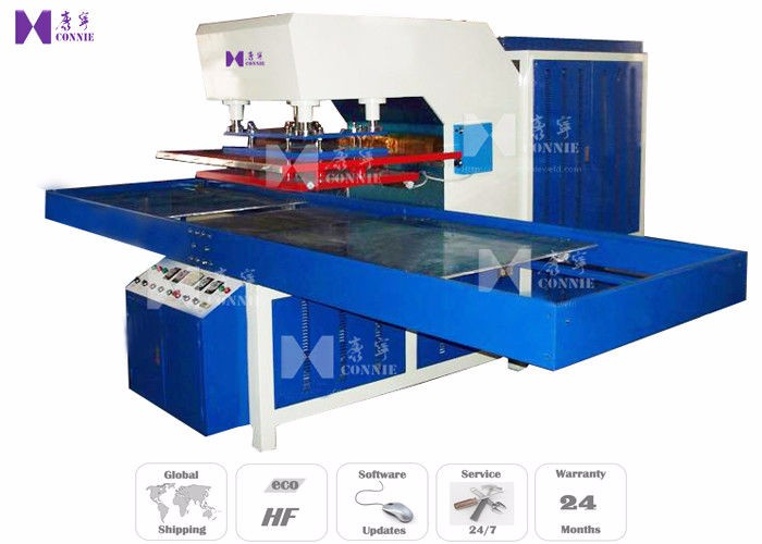 H.F Auto Slide Table PVC/PU Baby Mat Welding Machine for Sale