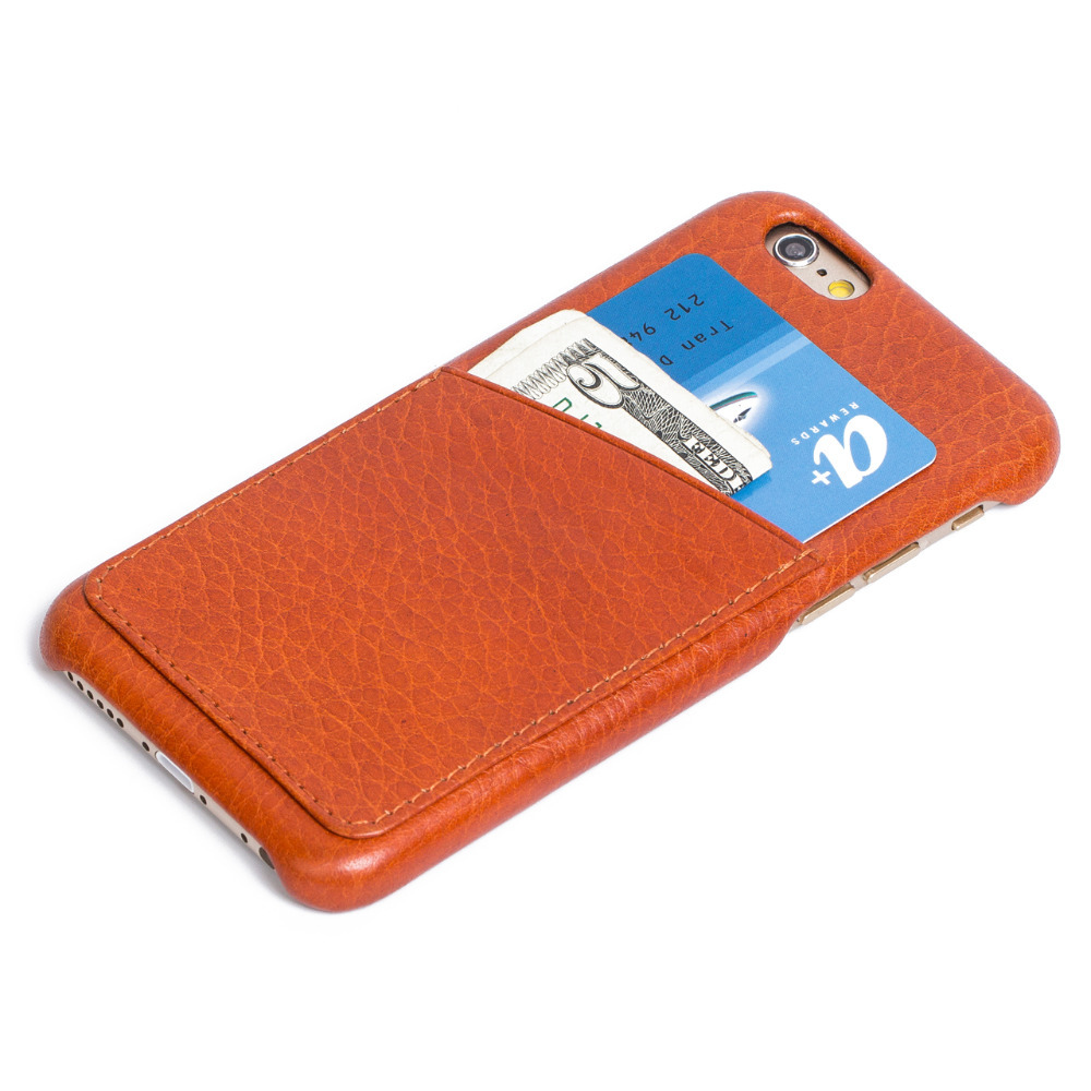 Slim Case For Apple Italian Vegetable Leather Phone Protective ...