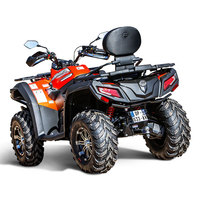 2018 Hot selling 800cc Diesel ATV 4x4