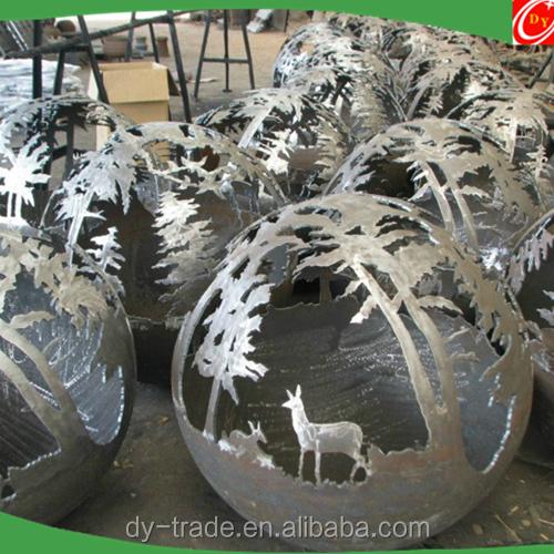 decorative outdoor iron mild steel plasma cutting