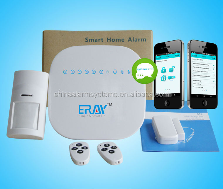 Home Diy Laser Security Alarm System With App Control - Buy Laser ...