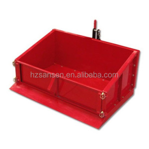 TTB120 - Tractor 3-Point Rear Tipping transport box/ Tractor 3point Implements back bucket