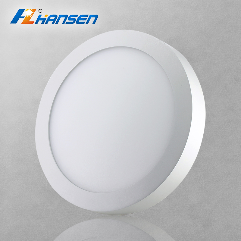 European standard 220V fast delivery ip44 ceiling wall surface mounted 20W led panel light