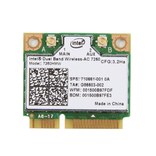 ATHEROS AR5B22 Dual Band Laptop mini pcie wireless card 300Mbps and