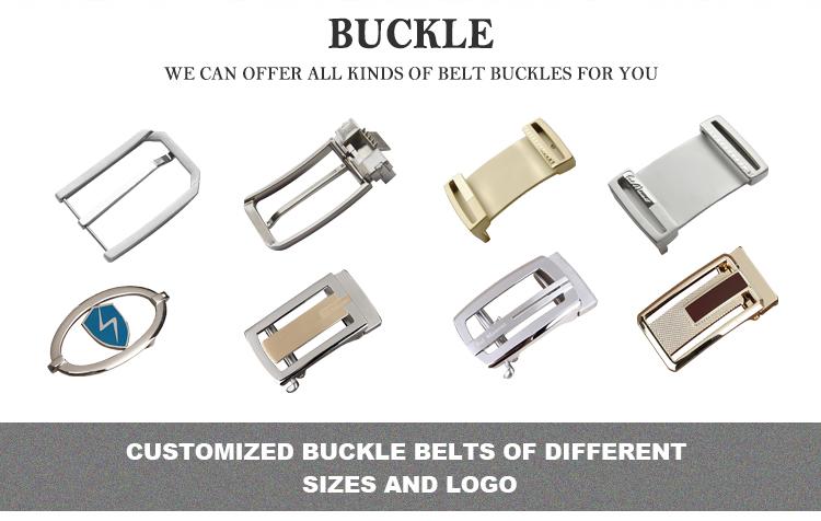 BLU FLUT logo personnalisé en acier inoxydable en gros boucles de ceinture pour ceinture en acier inoxydable boucle de ceinture