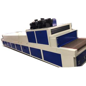 multi-function uv and ir uv equipment infrared oven uv dryer infrared curing
