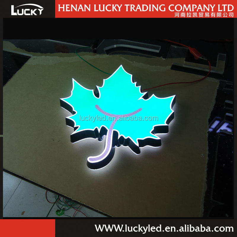 Custom Made Pixel Lights Led Letters To Make Signs From China - Buy Led  Letters,Acrylic Led Light Letter,Front Light Led Letters Product on