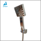 Sanyin Factory Manufacture New Design Polished Square Head Bath Shower Mixer With Shower Head