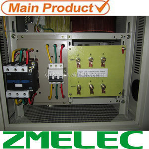3 phase 3 wire voltage stabilizer