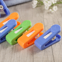 Laundry Products Wholesale Colored Plastic Peg For Cloths