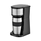 Symay stainless steel single serve 1 cup portable coffee maker machine best sell on Amazon