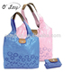 Fashion Environmental Protection standard size o bag rubber bag silicone tote bag For Promotion