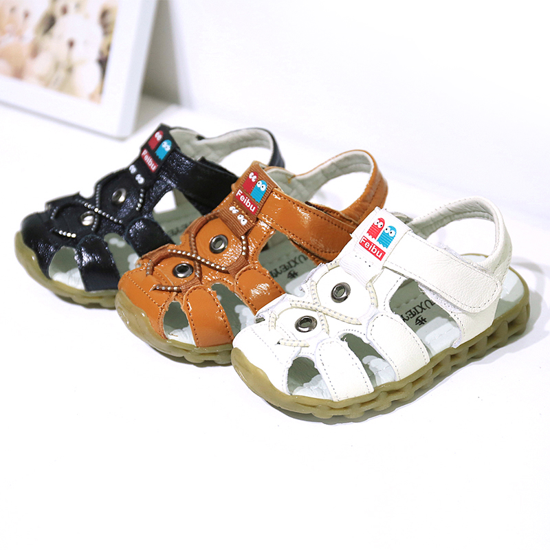 Baby Boy Shoes Genuine Leather