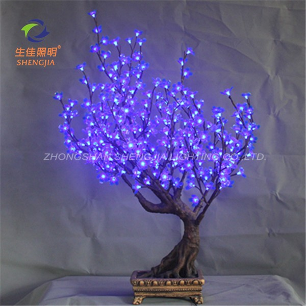 shengjia led operado led alambre de cobre chino fairy light rboles aquilaria