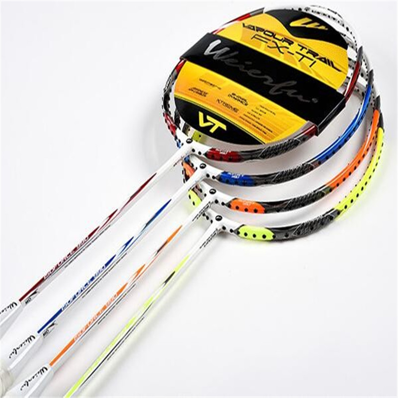 Fabriek Groothandel Professionele Full Carbon Badminton Racket