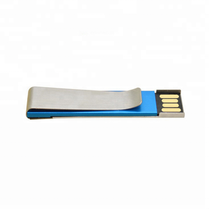 China high quality USB 16gb money clip,Tie clip USB flash drive 8gb,Metal clip usb