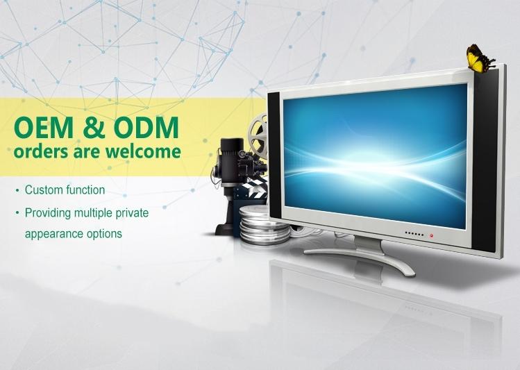 Fabrication 7 touches mini télécommande rf sans fil à distance 433 mhz, 2.4G fréquence télécommande