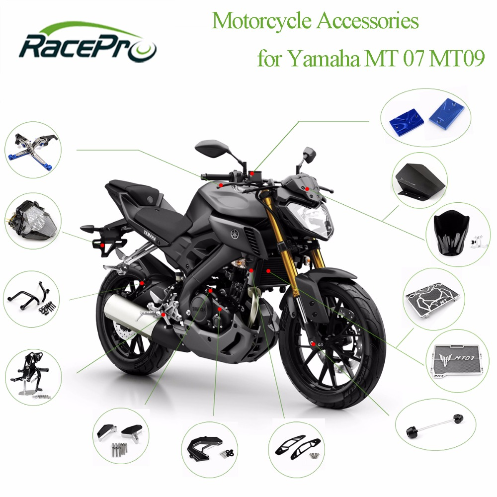 In liquidazione Super carino come ordinare Wholesale Chinese Motorcycle Accessories for Yamaha MT07 FZ07 MT09 FZ09 MT  07 FZ 07 MT 09 FZ 09, View chinese motorcycle accessories, RacePro Product  ...