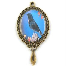 Lux accessories jewelry cheap blank photo pendants for Jewelry making-A16073