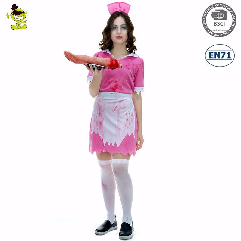 f1a0307161bd3 2018 Adult Women Costume Sexy Scary Ogre Nurse Fancy Dress - Buy ...