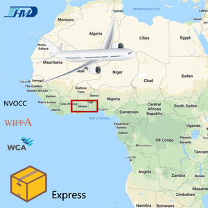 Door to Door Express Delivery from china to Ghana