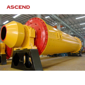 gold ore stone rock ball mill grinding machine with ball mill spare parts liner and steel balls