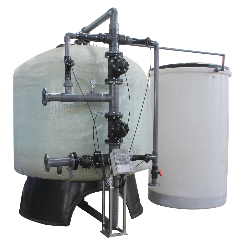 Industrial frp <strong>water</strong> softener <strong>tank</strong>