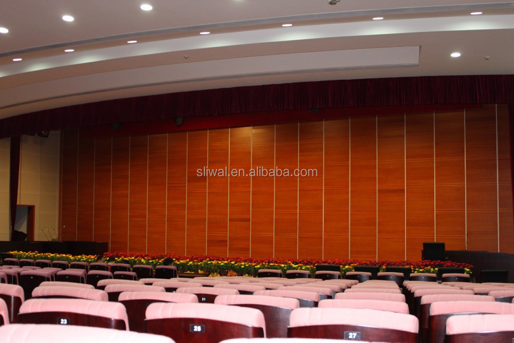 China Acoustic Interior Decorative Panel Movable Partition Wall ...