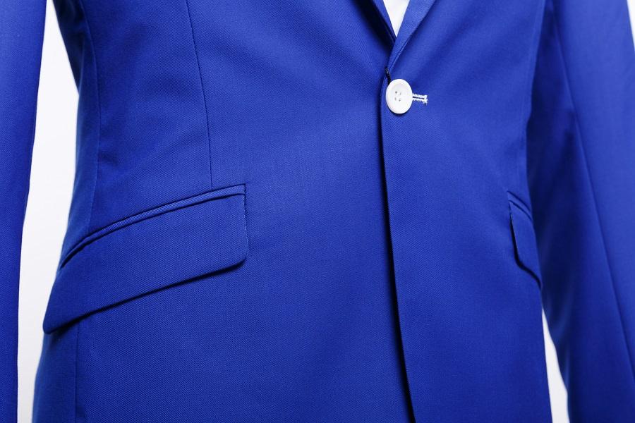 2015 Top Men Suits Business Uniform Coat Pant Design Wedding Suit ...