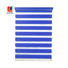LANIS China Supplier Manual Shades Zebra Blind Fabric Zebra Roller blinds parts & zebra blinds mechanism