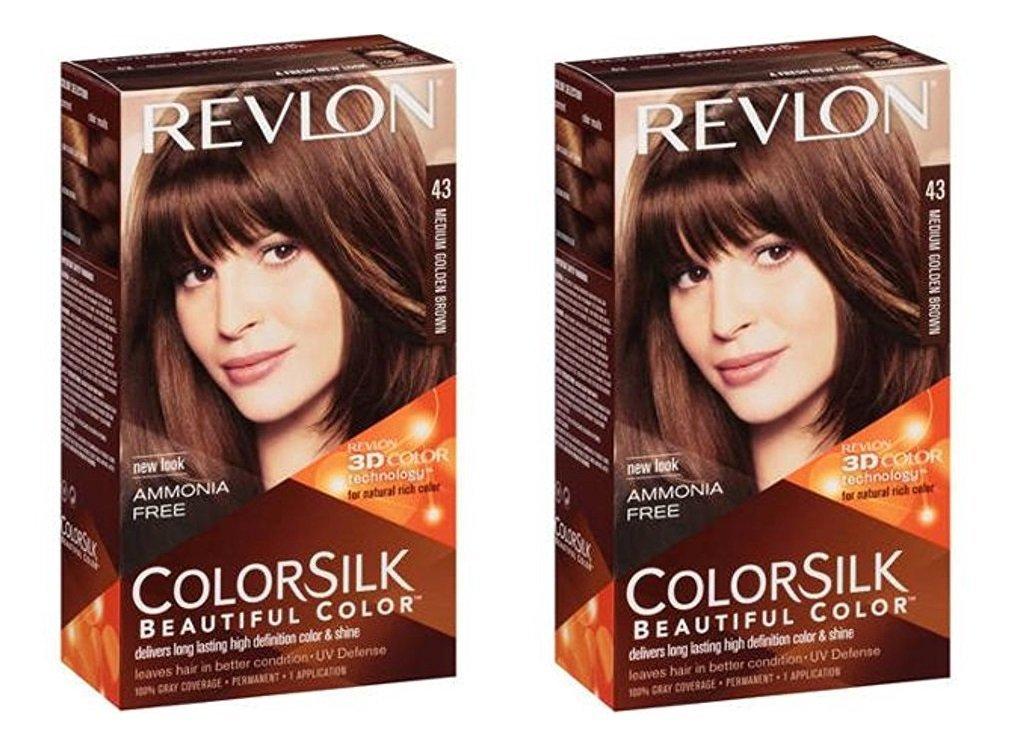 Buy Revlon Medium Brown Revlon Colorsilk 1 Application In Cheap