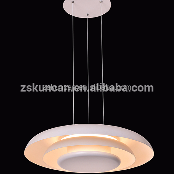 European style modern pendant lamp and hotel furniture and fittings