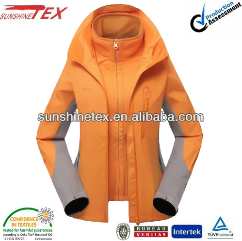 spring outdoor garmets for women sports jacket