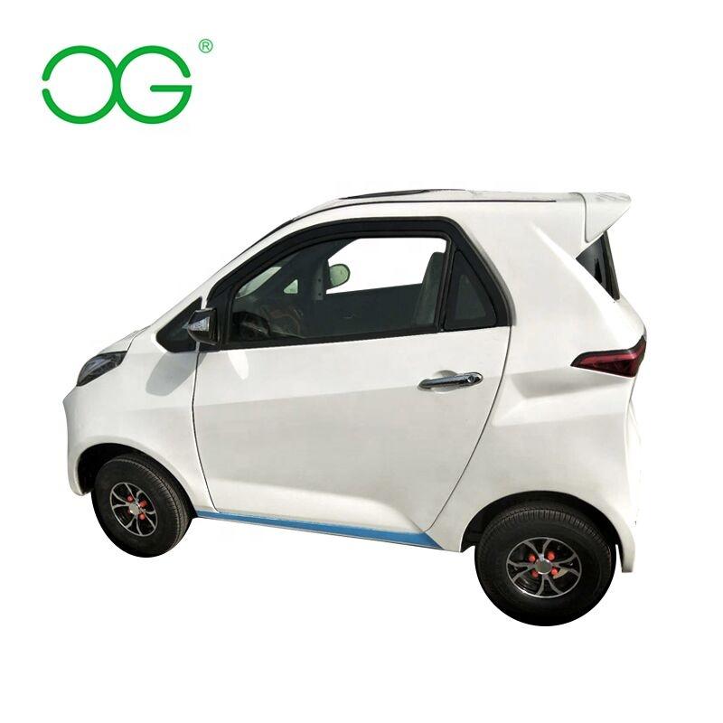 Самый дешевый китайский электрический автомобиль всего 2200 долларов четыре сиденья