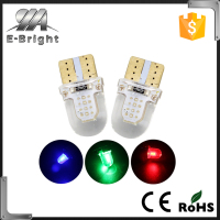 Car accessories t10 led light, cheap shipping cost t10 cob 8SMD lamp/ best t10 led bulb