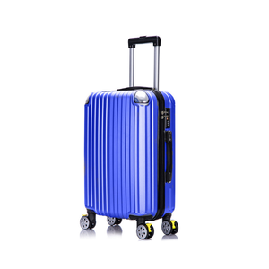 Wholesale 4 Wheel Spinner Women Travel ABS Trolley Rolling Luggage Bag Box