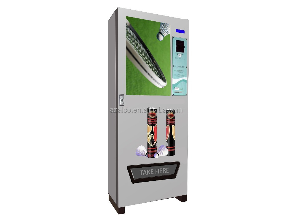 GYM baseball vending machine for selling ball