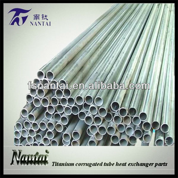 High Quality Small Diameter Spiral Boiler Tube for Condenser / Evaporator