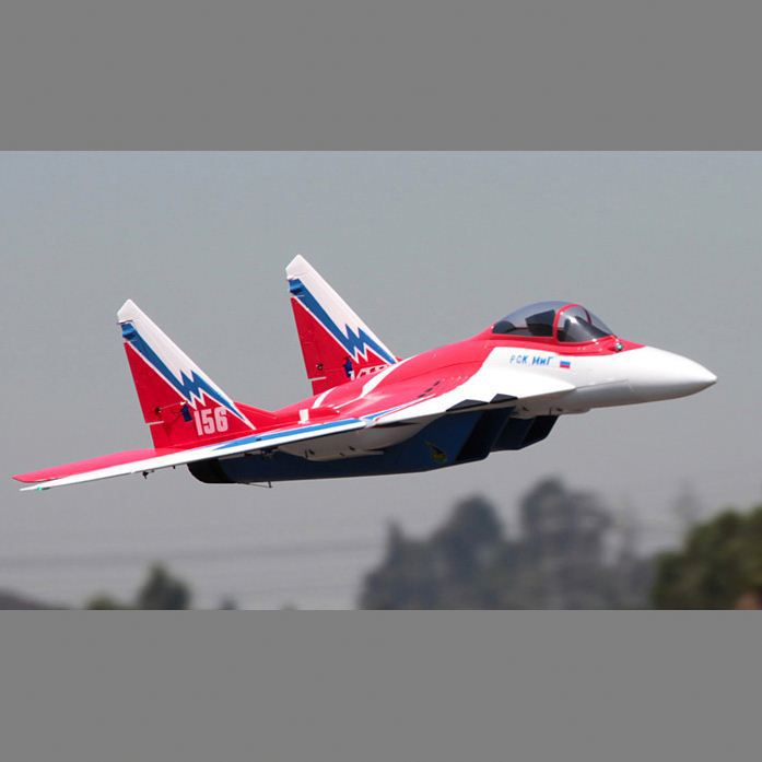 Grey Mig-29 Remote Control Plane RC Airplane In China