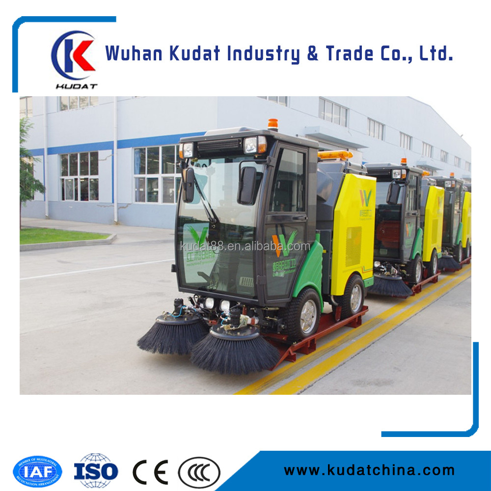 Diesel vacuum road cleaner 5021TSL