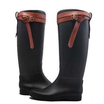 fc5ee18c2d6 New European Style Women Over Knee Rain Boot - Buy European Style ...
