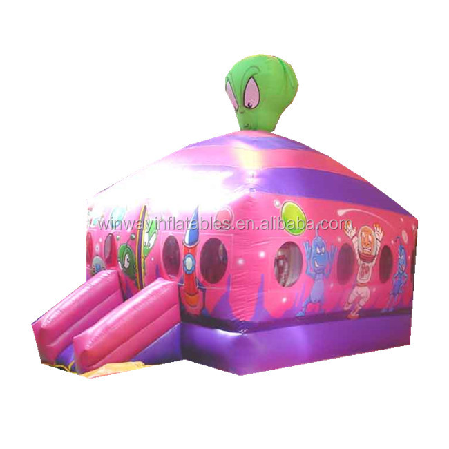 bouncer <strong>inflatable</strong> hot sales to Europe W1100