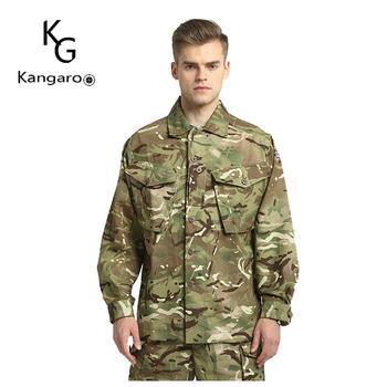 Custom S95 Style Mtp Camouflage British Military Uniform Army Buy